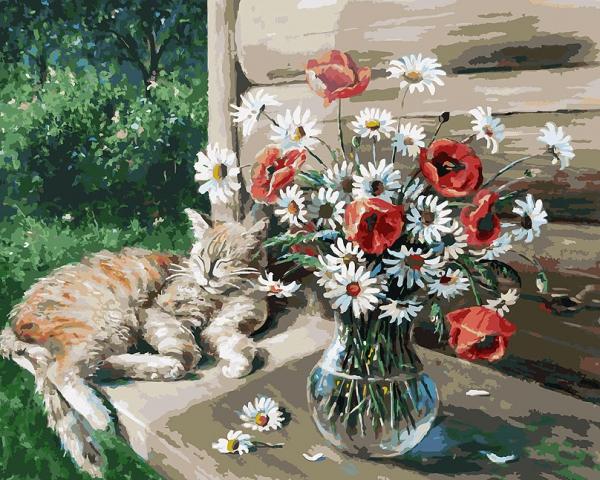 Дачная жизнь кота Василия (Белоснежка) купить c доставкой ...