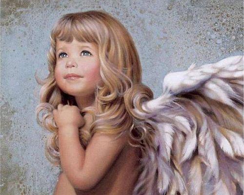 Ангел (Цветной) купить c доставкой в Москву, Санкт ...