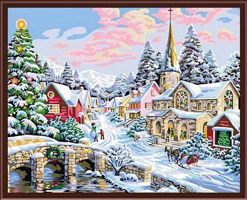 Зима-сказка (Колор Кит) купить c доставкой в Москву, Санкт ...